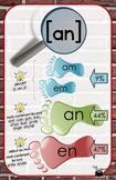 Affiches de sons / graphies (régularités orthographiques)