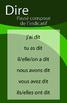Affiches de verbe au PASSÉ COMPOSÉ