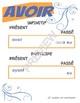 Affiches de verbes : Verbe AVOIR