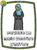 Affiches pour les postes d'APQ dans la salle de classe