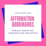 Affirmation Bookmarks