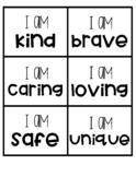Affirmation Station: Positive Affirmations (Plain - Black