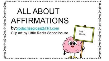 Affirmation Story/ Affirmations