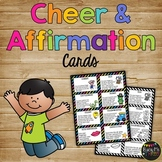 Positive Affirmations and Cheer Cards