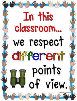 Affirmation Posters - Classroom Community