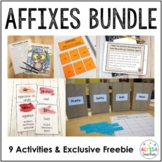 Affixes Bundle (Prefixes, Suffixes, and Root Words)