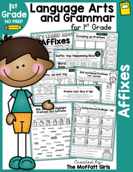 Affixes NO PREP Packet