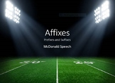 Affixes: Prefix and Suffix Boom Cards