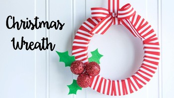 Affordable DIY Christmas Wreath- - Floral Design, Fashion, Agriculture Science