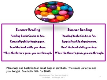 Affordable and Easy Summer Reading Incentives