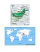 Afghanistan Map Scavenger Hunt