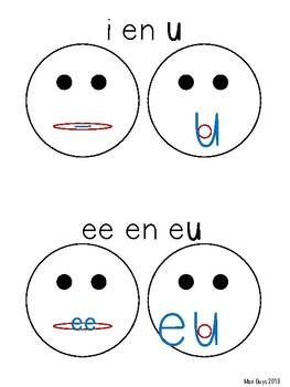 Afkrikaans Ouditiewe Diskriminasie y/ui, ie/uu, i/u, ee/eu
