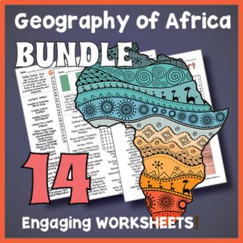 3rd Grade African History Worksheets | Teachers Pay Teachers