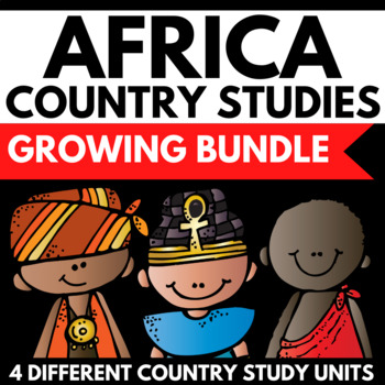 Africa Continent Study Unit Booklet