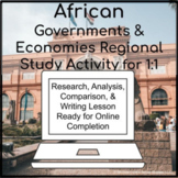 Africa African Government & Economy 1:1 for Google Classro