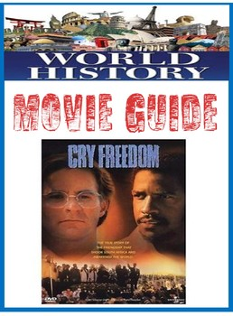Africa & Apartheid unit Cry Freedom Movie Questions