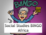Africa BINGO