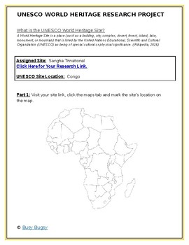 Africa: Cameroon- Sangha Trinational Research Guide