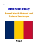 (Africa Geography) Chad: Ennedi Massif—Natural and Cultural Landscape RSCH Guide
