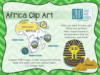 Africa Clipart