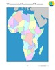 Africa Complete Unit Geography Bundle