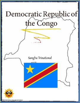 (Africa Geography) Congo: Sangha Trinational—Research Guide