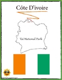 (Africa Geography) Côte d'Ivoire: Taï National Park—Research Guide