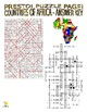Africa : Countries Puzzle Page (Wordsearch and Criss-Cross)