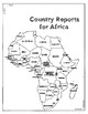 Africa Country Reports