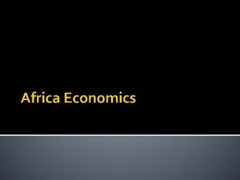 Africa Economies