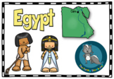 Africa - Egypt Picture Book