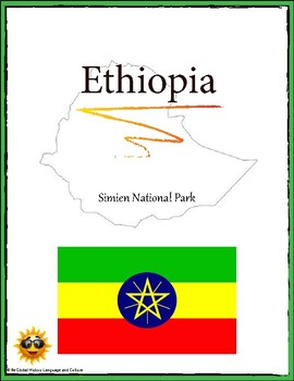 (Africa Geography) Ethiopia: Simien National Park—Research Guide