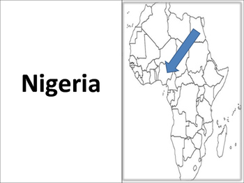 Africa Geography Flashcards
