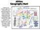 Africa Biome and Geography Hunt