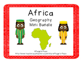 Africa Geography Mini Bundle