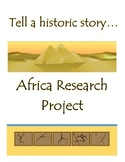 Africa Historic Story Research Project