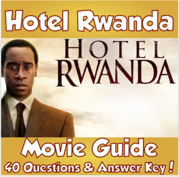 Africa- Hotel Rwanda Movie Guide (2004)