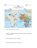 Africa European Imperialism to Nationalism Bundle
