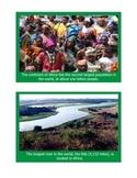Africa Information Cards
