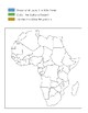 Africa Interactive Notebook