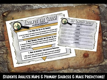 Africa Investigation History Lesson Stations or Presentation Africa Empires