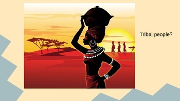 Africa Lit and Culture Study