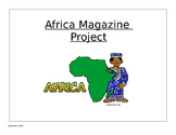 Africa Magazine Project