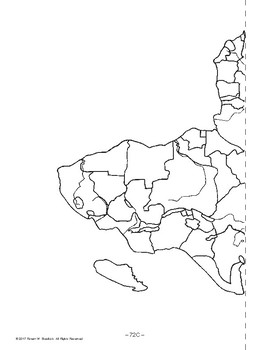 Africa Map Exercise (Countries/Cities/Waterways/Etc) WORLD HISTORY LESSON 72/100