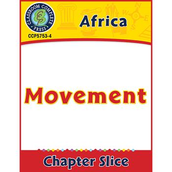 Africa: Movement Gr. 5-8