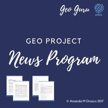 Geo Project: News Program