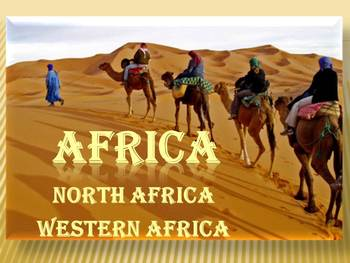 Africa - Political map - Countries - PowerPoint presentati