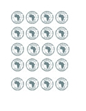Africa Passport Stamps