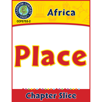 Africa: Place Gr. 5-8