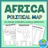 Africa Political Map